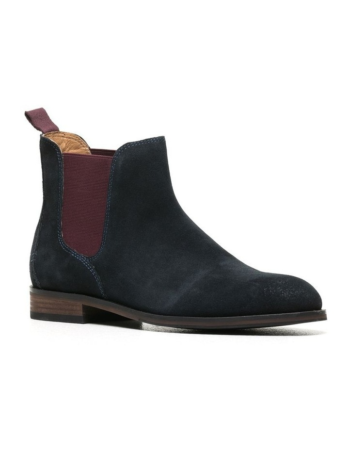 Kingsview Road Chelsea Boot - Navy image 2