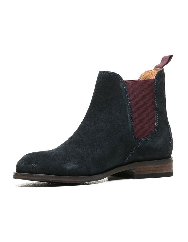 Kingsview Road Chelsea Boot - Navy image 3