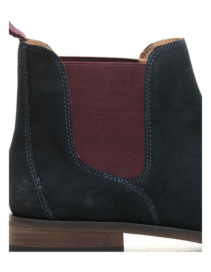 Kingsview Road Chelsea Boot - Navy image 4