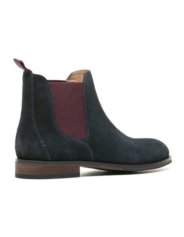 Kingsview Road Chelsea Boot - Navy image 5