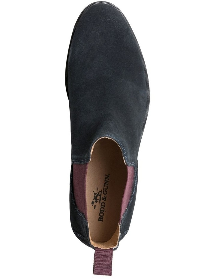 Kingsview Road Chelsea Boot - Navy image 7