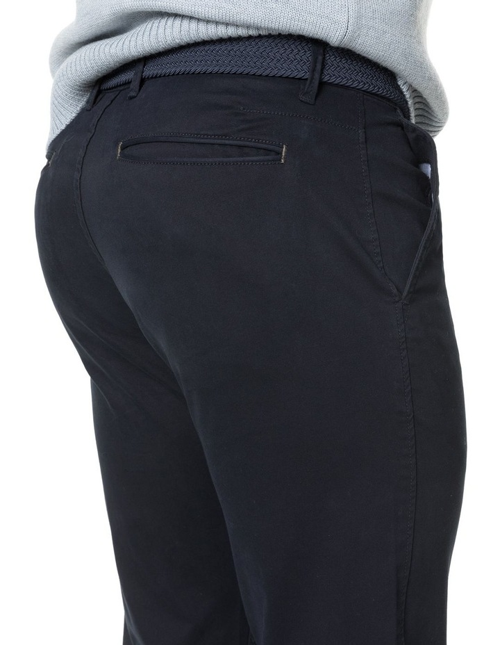 Thomas Road Long Leg Chino Pant - Midnight image 4