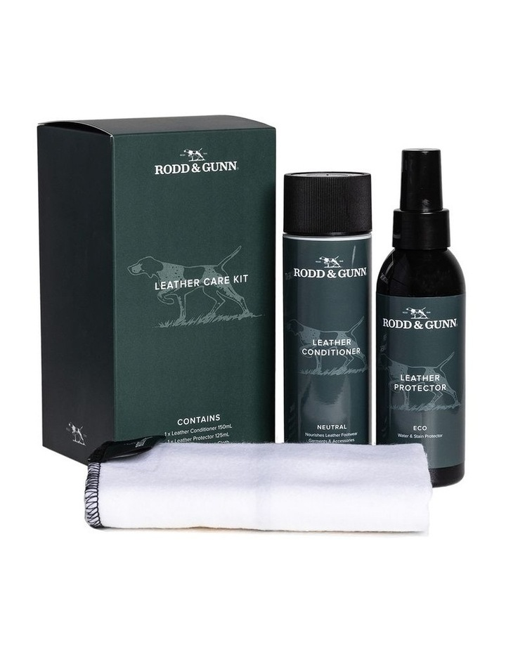 Leather Care Kit image 1