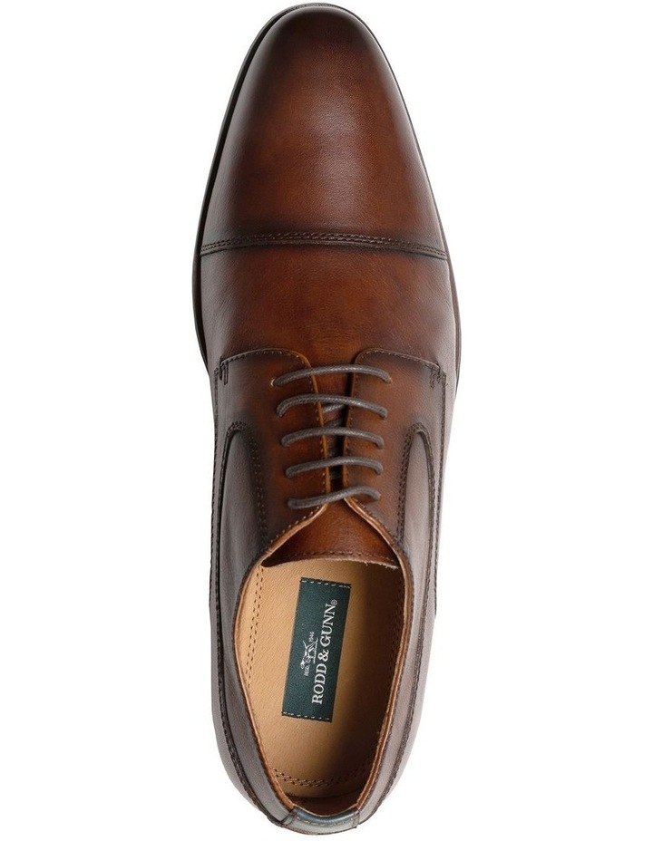 Manchester Street Shoe - Cognac image 5