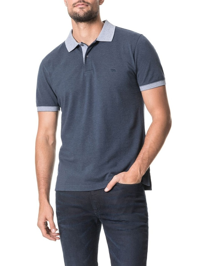 New Haven Sports Fit Polo - Navy image 1