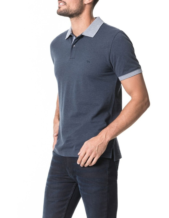 New Haven Sports Fit Polo - Navy image 2