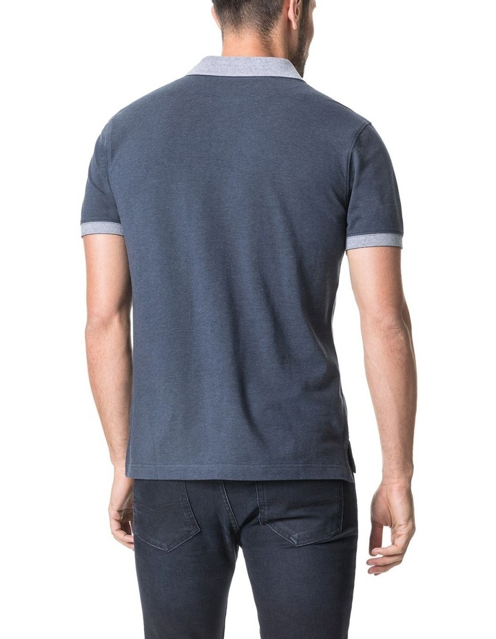 New Haven Sports Fit Polo - Navy image 3