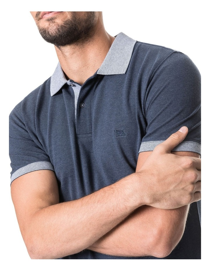 New Haven Sports Fit Polo - Navy image 4
