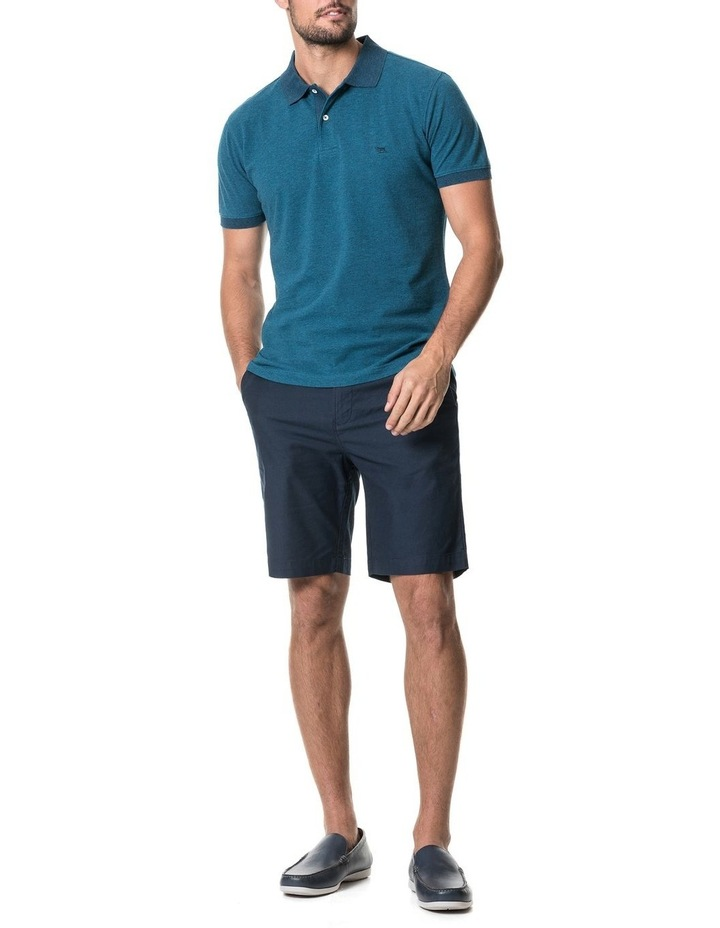 New Haven Sports Fit Polo - Teal image 5