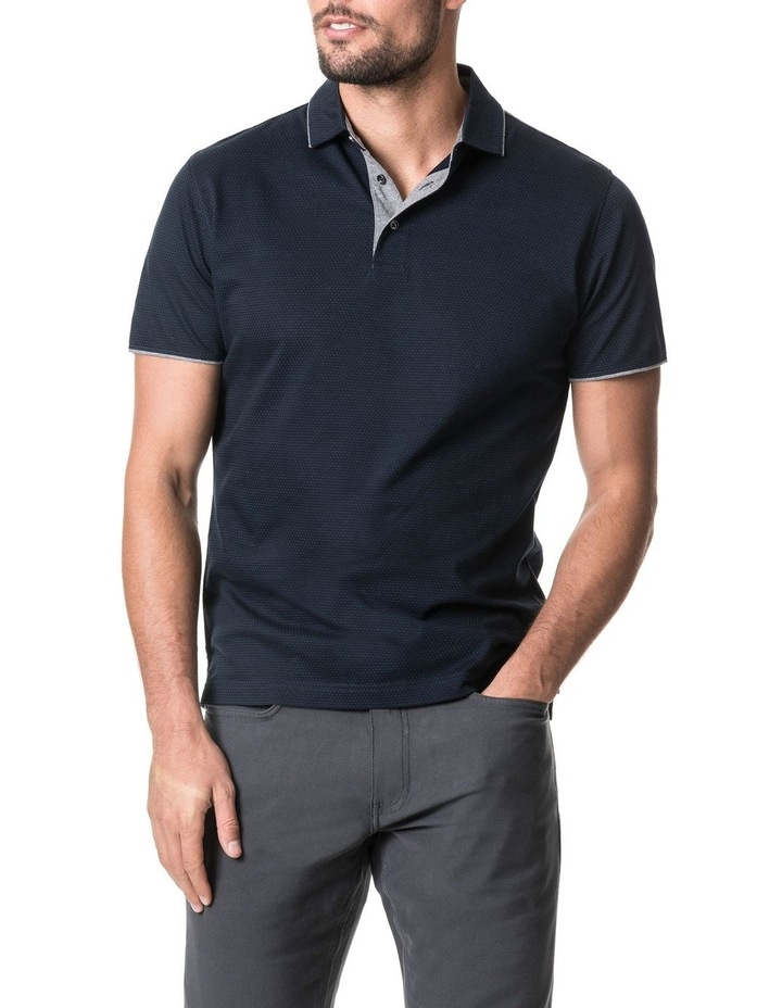 Alton Valley Sports Fit Polo - Midnight image 1