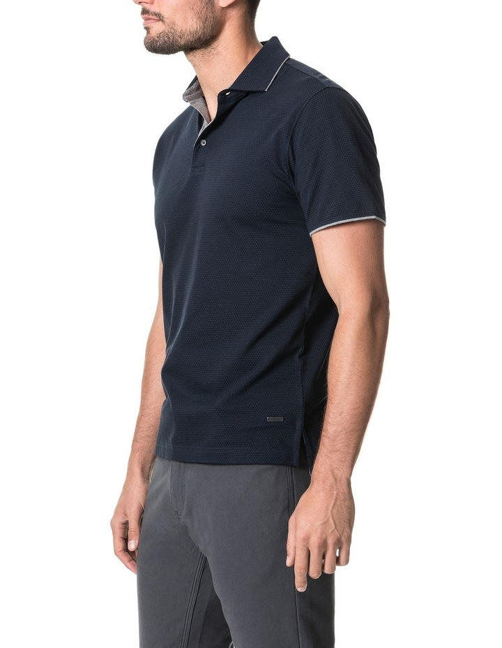 Alton Valley Sports Fit Polo - Midnight image 2
