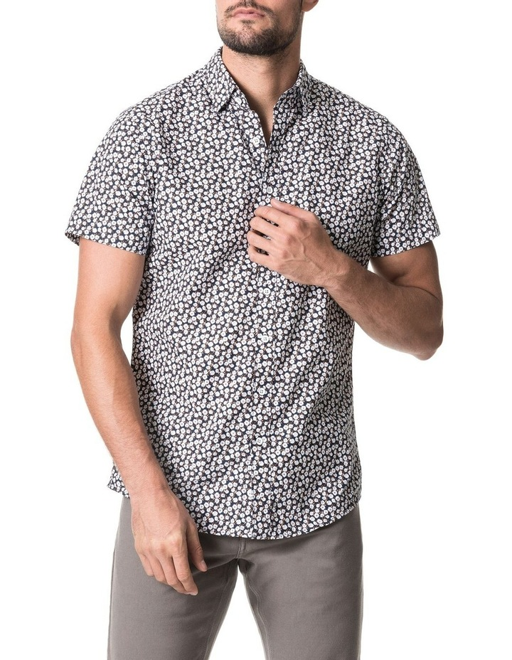 Forest Hill Short Sleeve Sports Fit Shirt - Midnight image 1