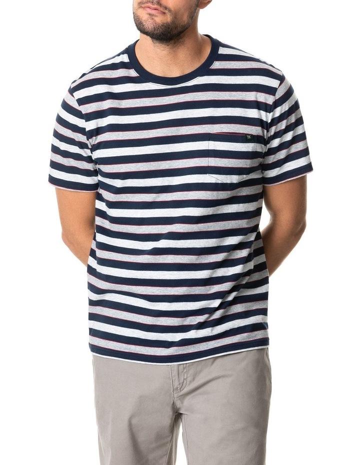 Ferndale T-Shirt Navy image 1