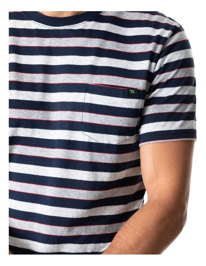 Ferndale T-Shirt Navy image 4
