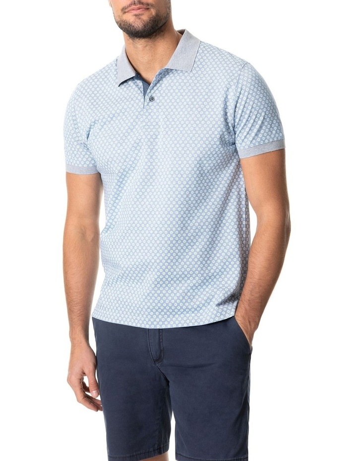 Raview Sports Fit Polo Arctic image 1