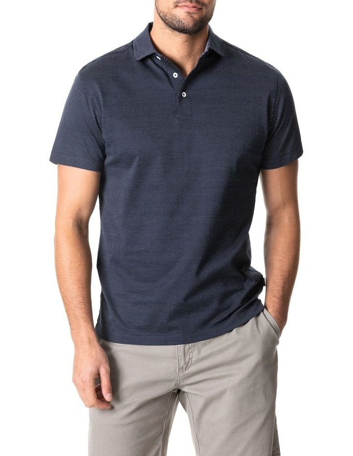 Bowen Sports Fit Polo Midnight image 1