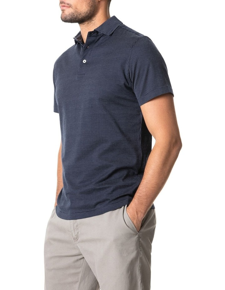 Bowen Sports Fit Polo Midnight image 2