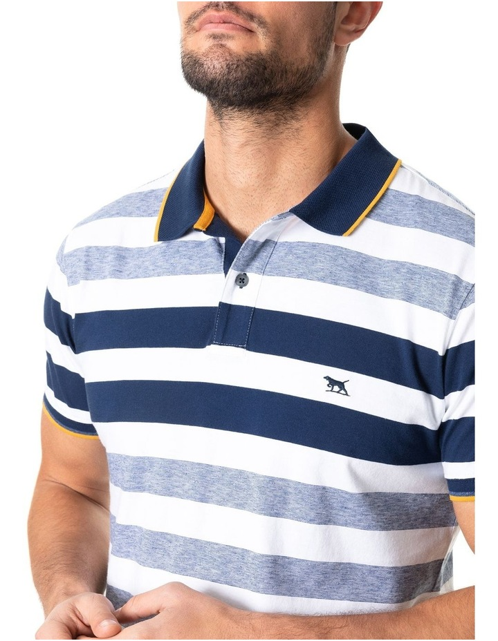 Coppermine Bay Sports Fit Polo Ocean image 4
