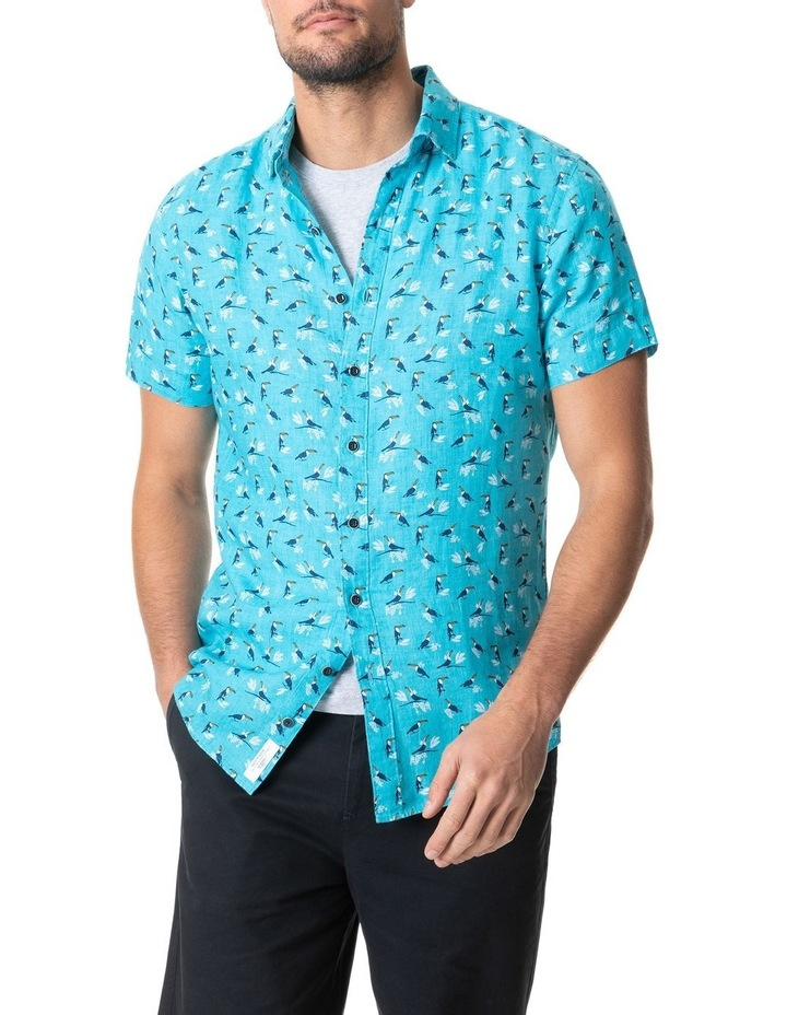 Anatori Short Sleeve Sports Fit Shirt image 1
