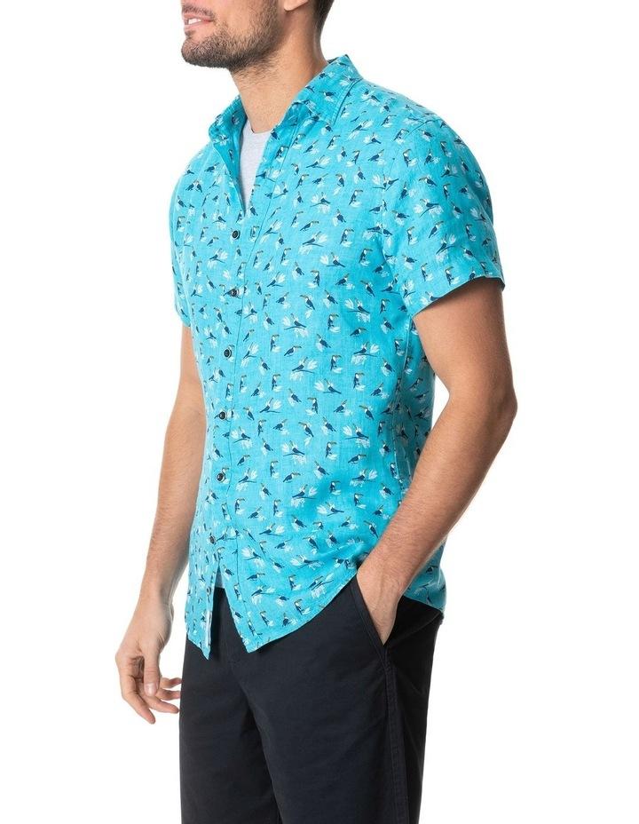 Anatori Short Sleeve Sports Fit Shirt image 2