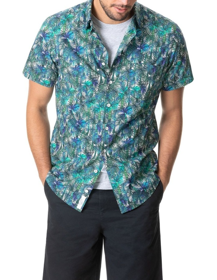 Collins Bay Short Sleeve Sports Fit Shirt image 1