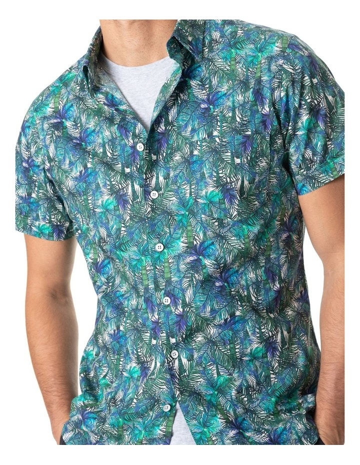 Collins Bay Short Sleeve Sports Fit Shirt image 4