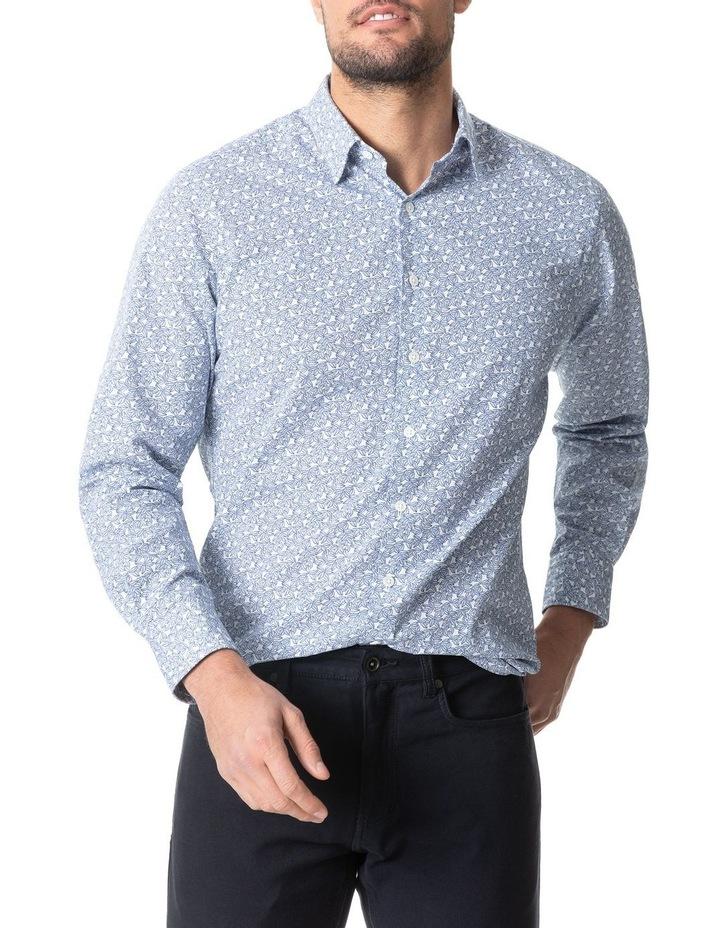Glenroa Long Sleeve Sports Fit Shirt image 1