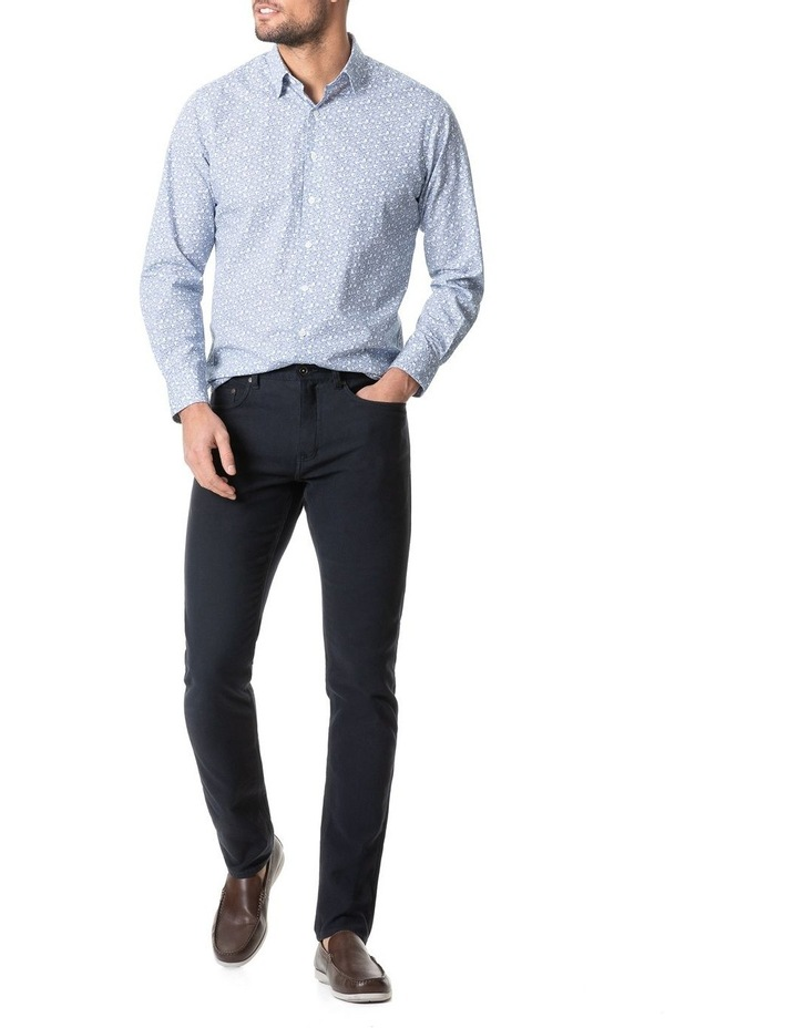 Glenroa Long Sleeve Sports Fit Shirt image 5