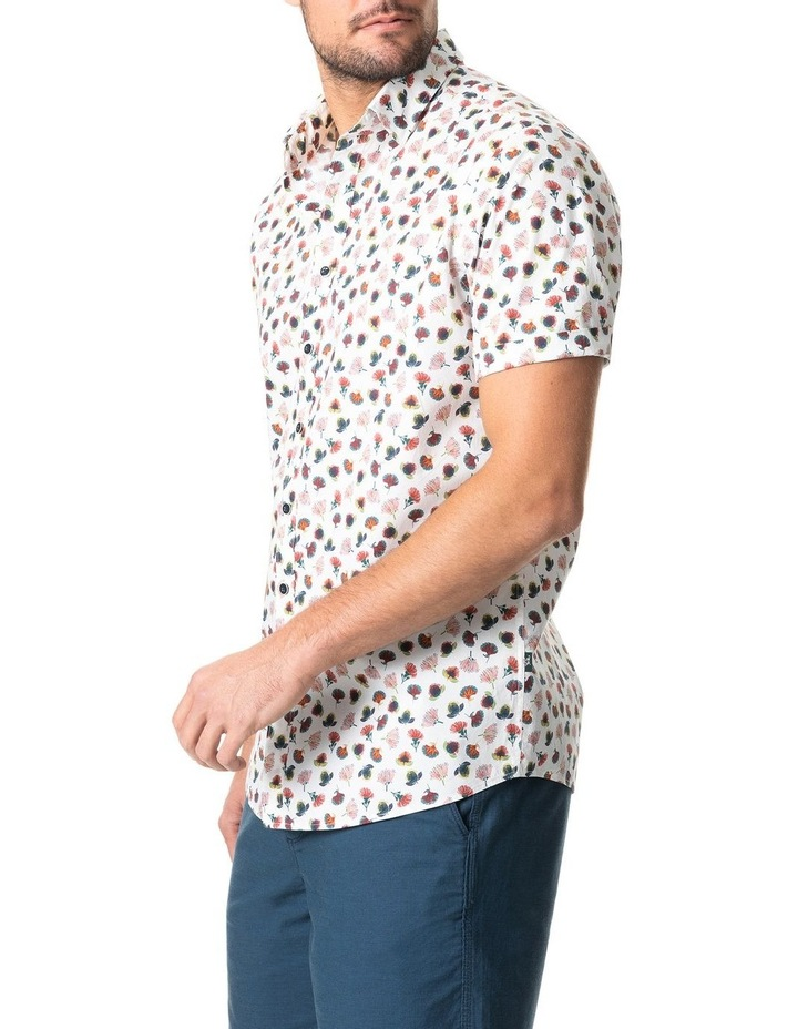 Foxhill Short Sleeve Shirt Botanical image 2