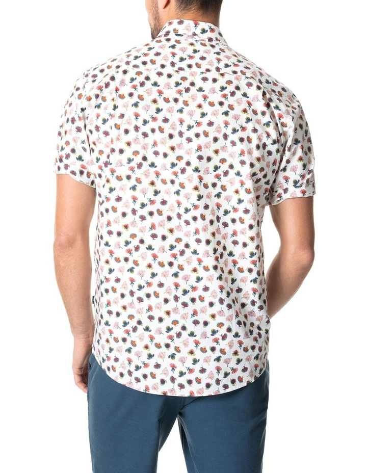 Foxhill Short Sleeve Shirt Botanical image 3