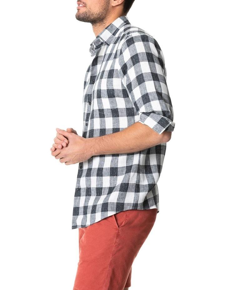 City Block Long Sleeve Sports Fit Shirt image 2