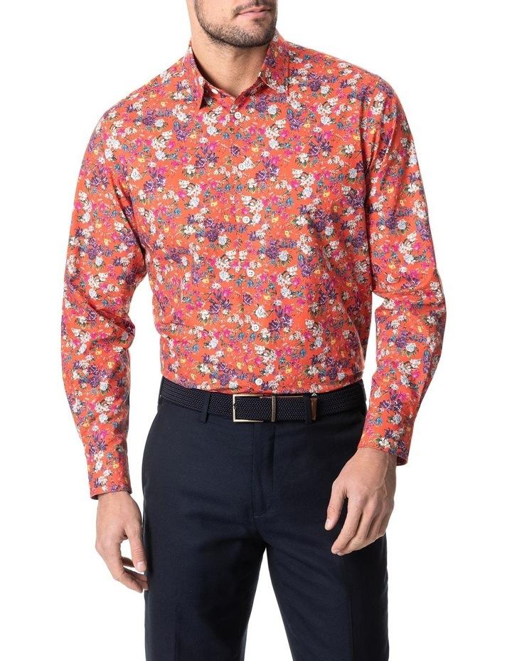 Rosser Street Long Sleeve Sports Fit Shirt image 1