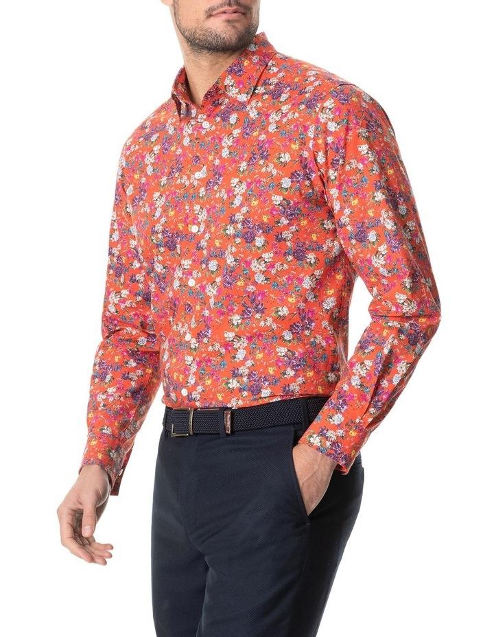 Rosser Street Long Sleeve Sports Fit Shirt image 2