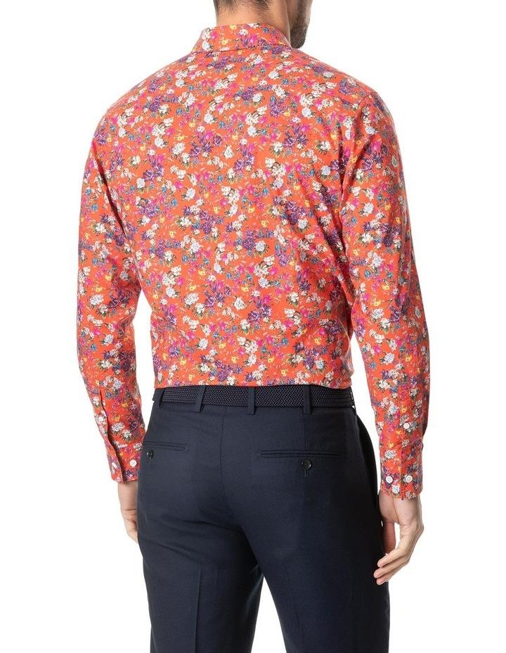 Rosser Street Long Sleeve Sports Fit Shirt image 3