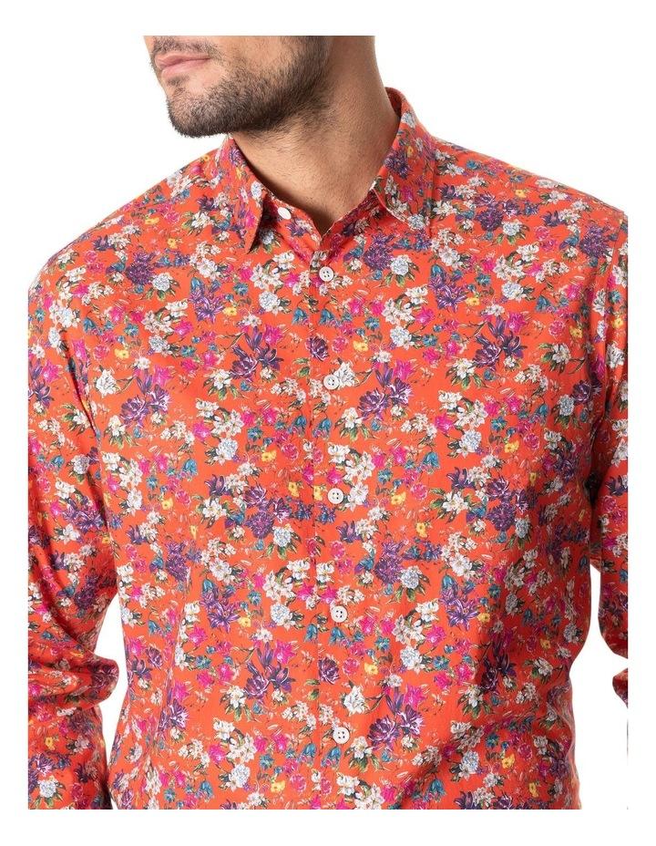 Rosser Street Long Sleeve Sports Fit Shirt image 4