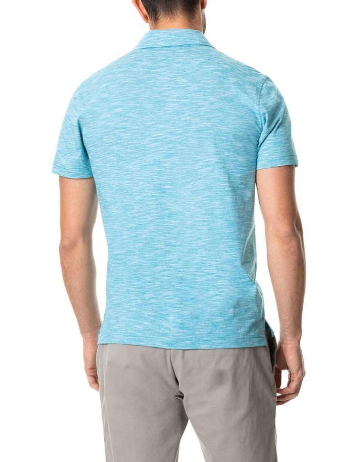 Ascot Park Sports Fit Polo Jade image 3