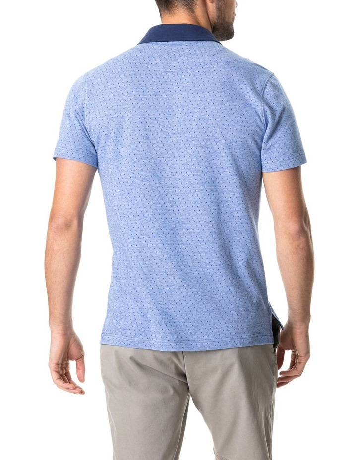 Inlet Sports Fit Polo Sea image 3