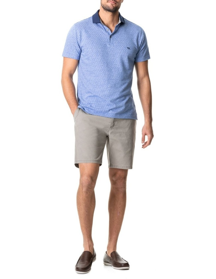 Inlet Sports Fit Polo Sea image 5