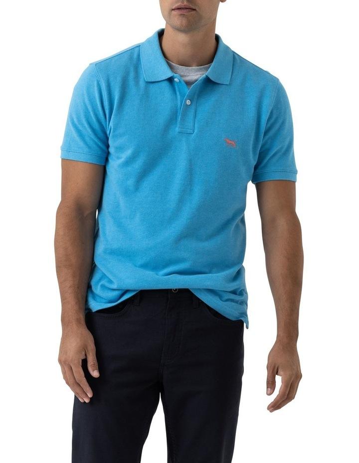 The Gunn Polo - Maui Blue image 1