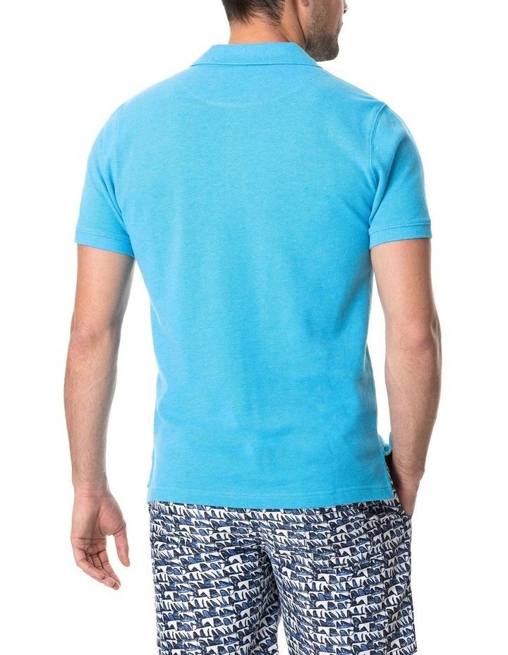 The Gunn Polo - Maui Blue image 3