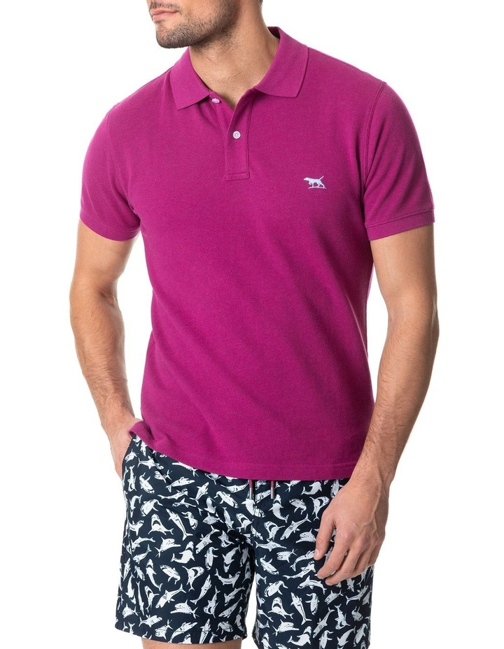 The Gunn Polo - Orchid image 1