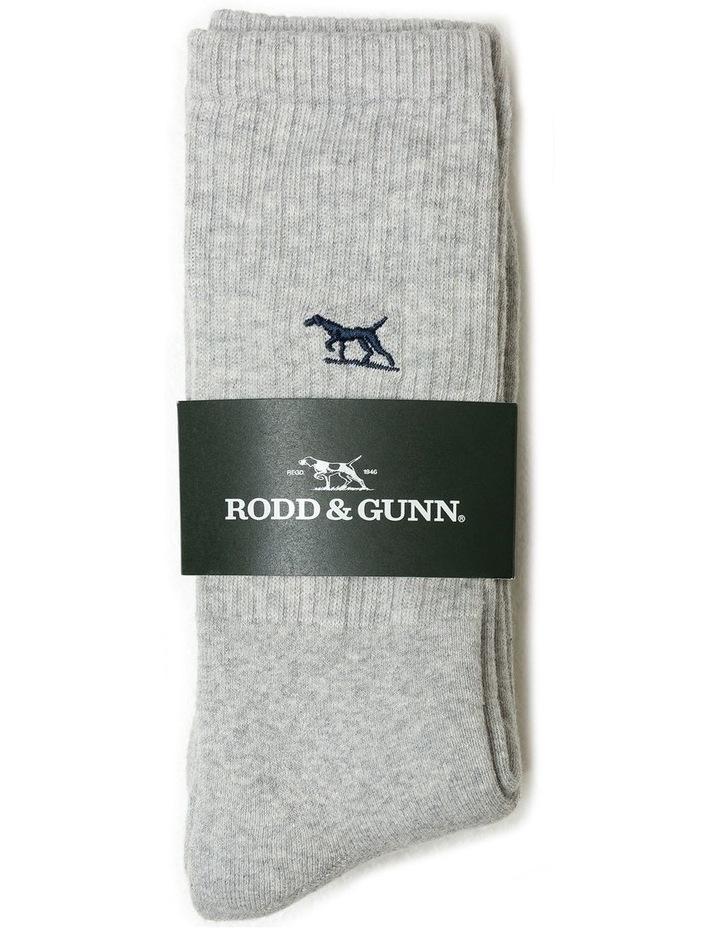 Gunner Three Pack Sock - Dusk image 2