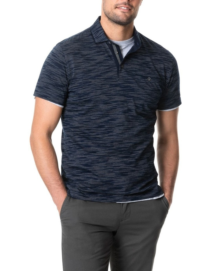 Guildford Sports Fit Polo - Navy image 1
