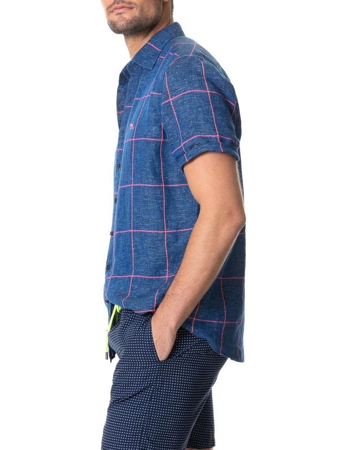 Tucker Road Short Sleeve Shirt - Denim image 2