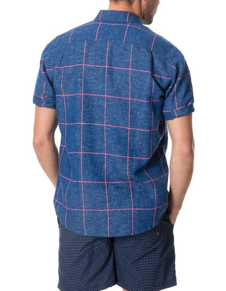 Tucker Road Short Sleeve Shirt - Denim image 3