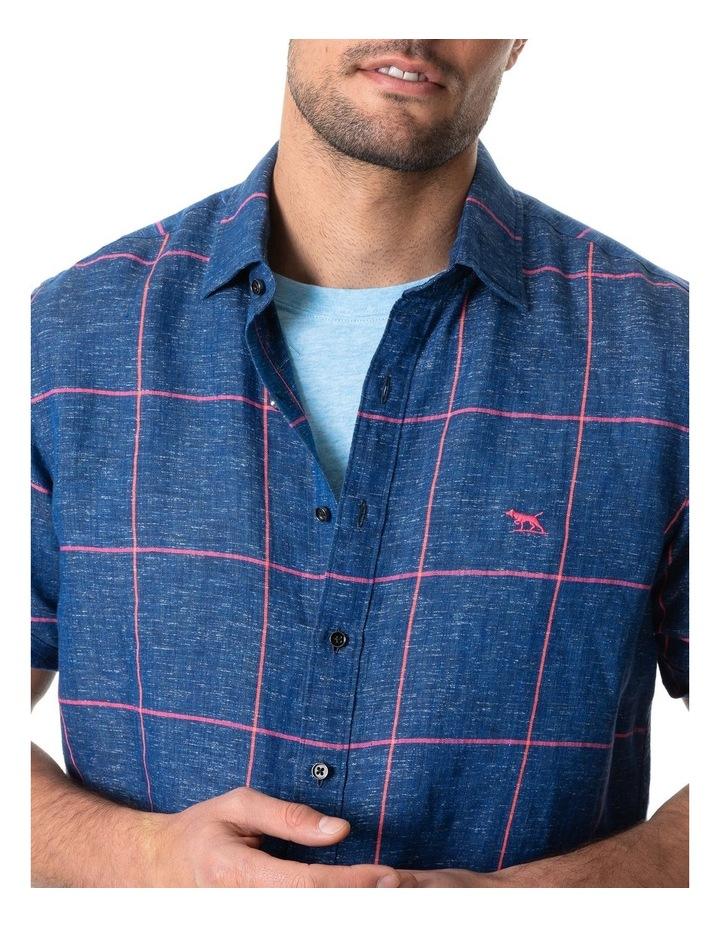 Tucker Road Short Sleeve Shirt - Denim image 4