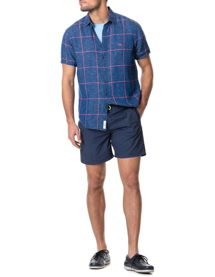 Tucker Road Short Sleeve Shirt - Denim image 5