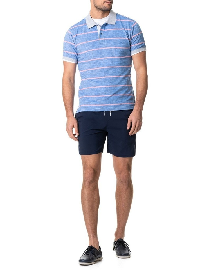 Teal River Sports Fit Polo - Cobalt image 5