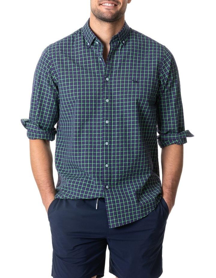 Rockville Long Sleeve Shirt - Royal image 1