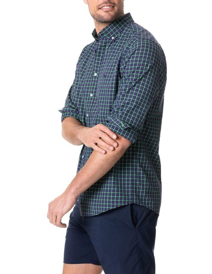 Rockville Long Sleeve Shirt - Royal image 2
